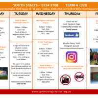 Youth Spaces